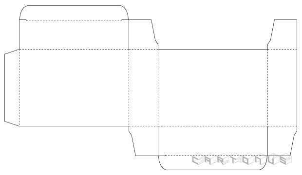 Base carton 112x30x79