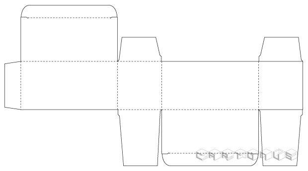 Base carton 120x55x60