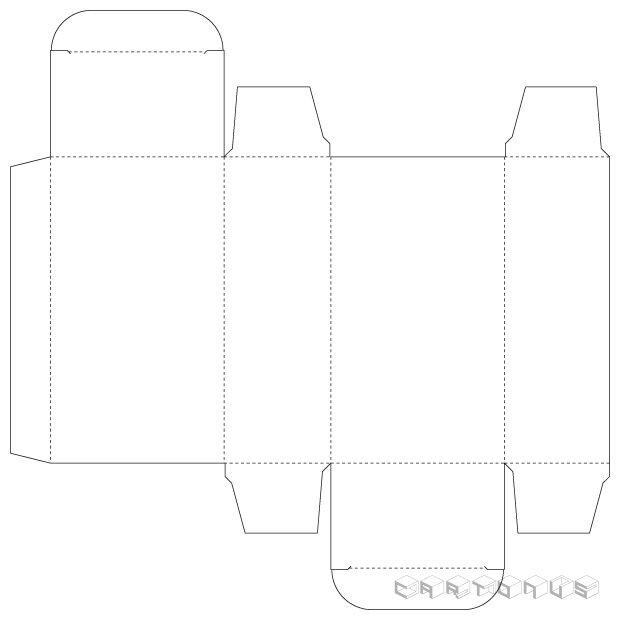 Base carton 52x32x92