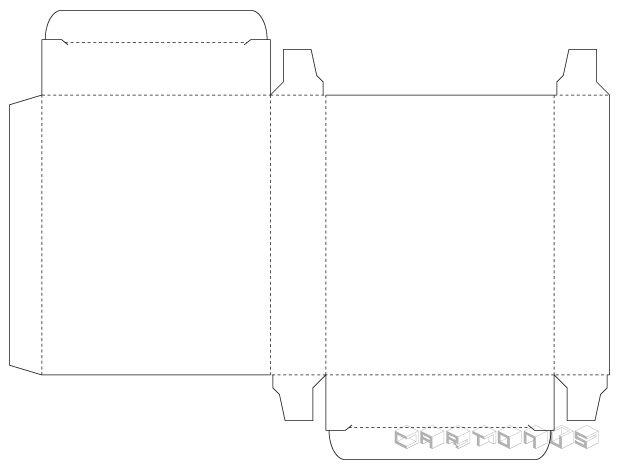Base carton 70x17x86