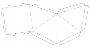 Calendar Hexahedral Cartonus