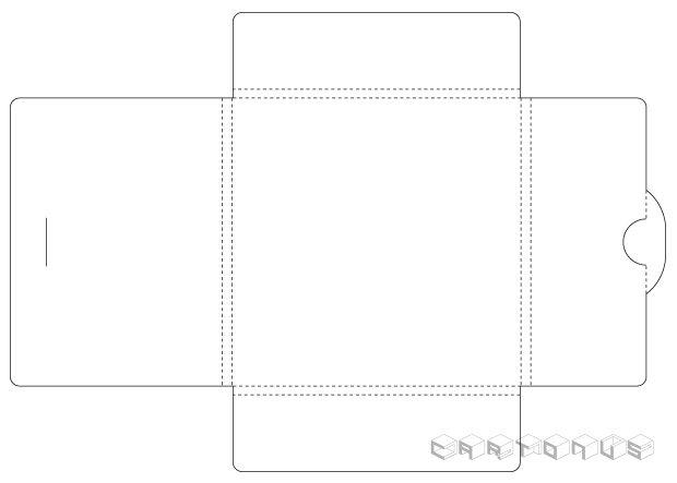 Cardboard envelope 150x150