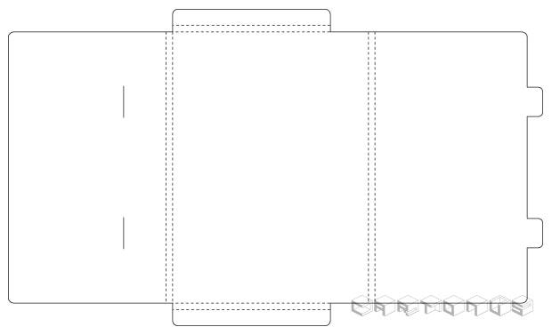Cardboard envelope 250x180-1