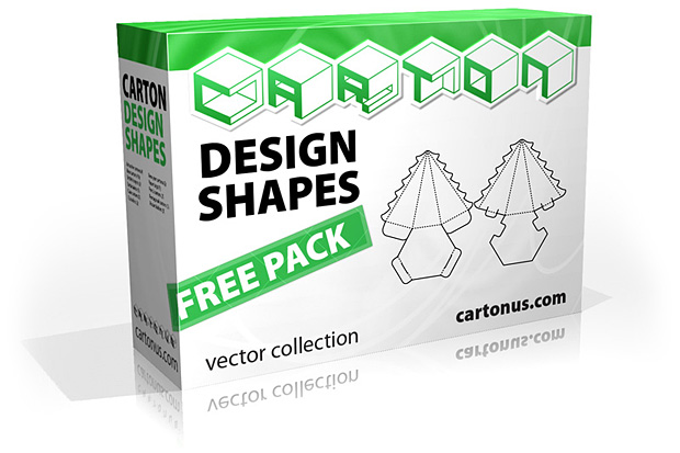 download free folding carton templates