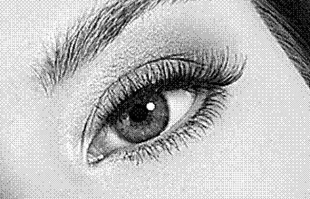 Step 9: Eye