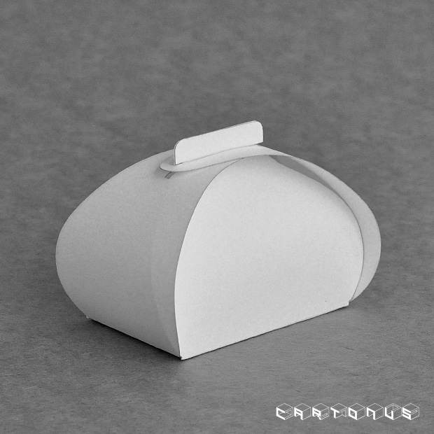 Download free eps file Cake carton 137x91