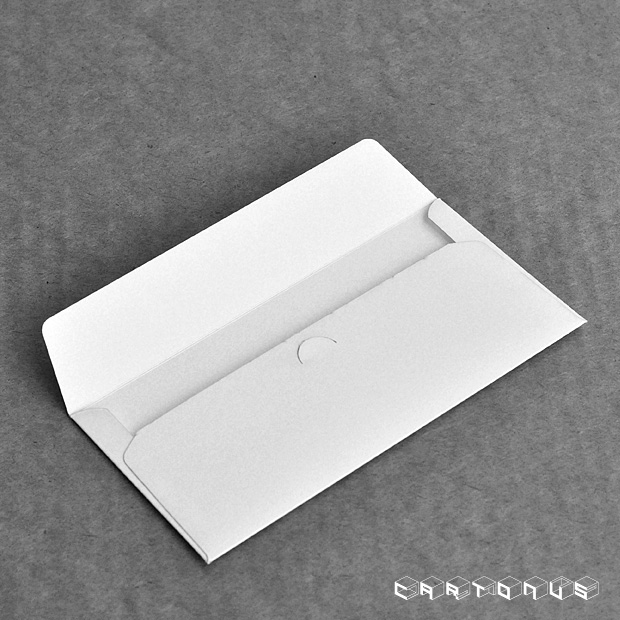Download free eps file Paper envelope 220x110