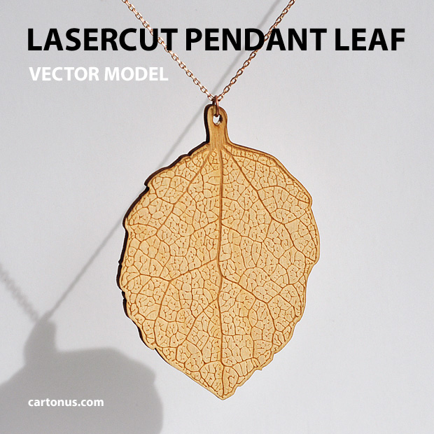 The plan for making wonderful pendant in the form of leaves. Veins are very thin and look great, and attracts attention. Material - preferably light wood. Can be used to brooch, coulomb, lavaliere, necklace, pendant, pendent